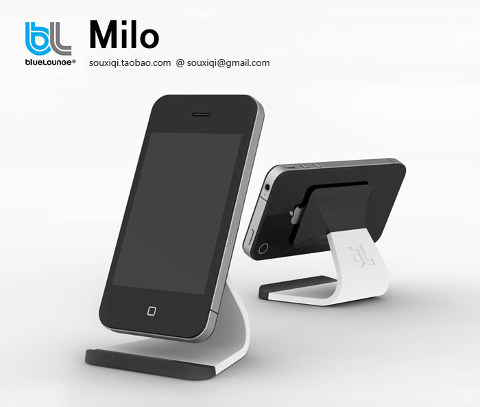 Apple держатель для iPad, iPhone Switcheasy  Milo Bluelounge Iphone 4/4s