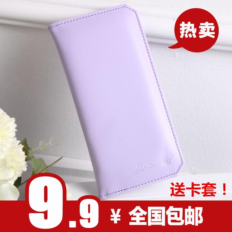 新款正品卡包超薄卡夹多卡位卡片包女式韩版可爱女士长款钱包钱夹