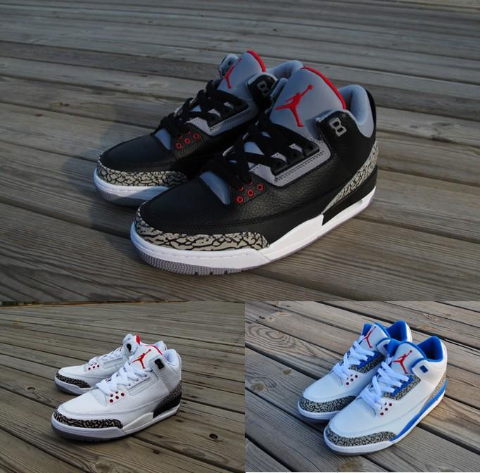 баскетбольные кроссовки Jordan AJ3