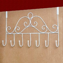 After special originality, wrought iron door everyday from hooks Coat hanger Free nail non-trace hook