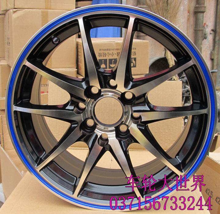 литье Великолепная Фокс Corolla колеса Cruze колеса вписываются колеса концентратора передний вентилятор колесо 15 дюймов