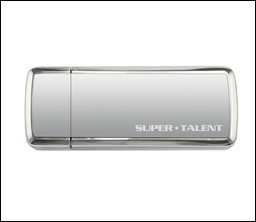 USB накопитель Other brands 256GB Super Talent SCA USB3.0 AES256 SSD USB 3.0 256 Гб