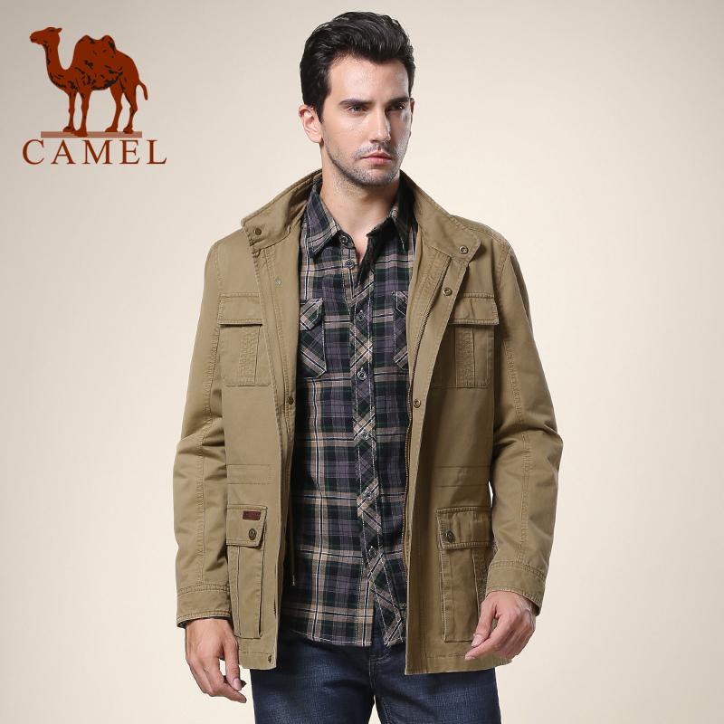 Ветровка мужская Camel fw13js108190 2014 108190