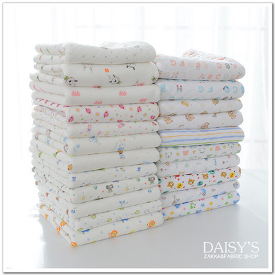 Ju 9-fold promote air layer quilted knit fabric cloth baby clothes baby warm bedding fabric coated