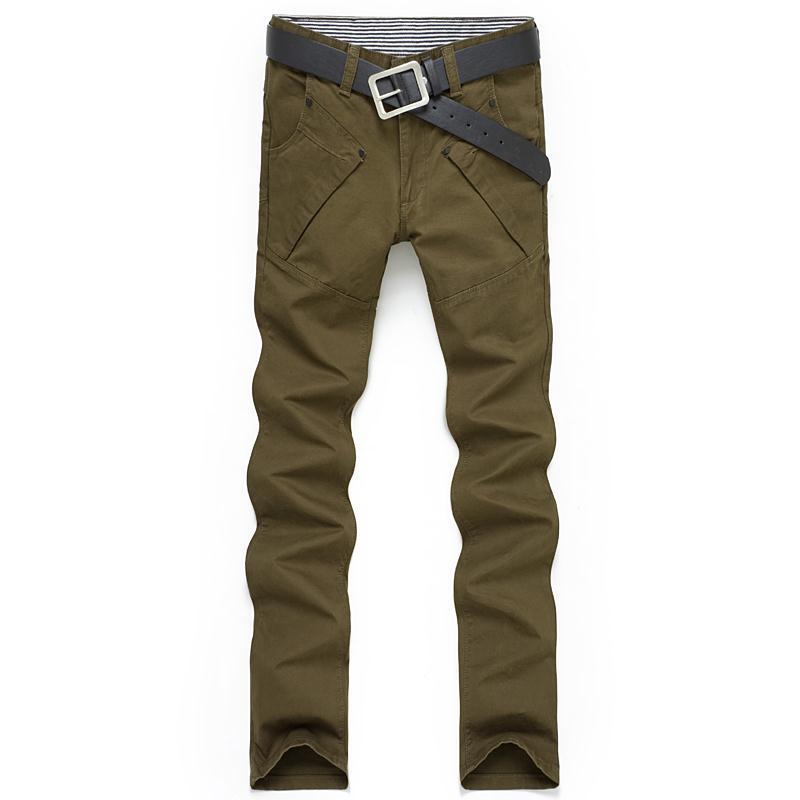 Джинсы мужские Jeans A203 # Классическая джинсовая ткань 2013