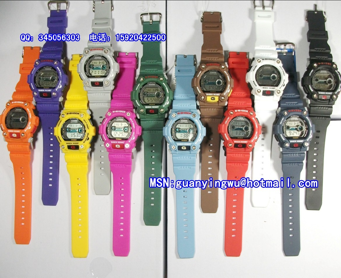 Часы casio g shock dw 7900 1d электронные
