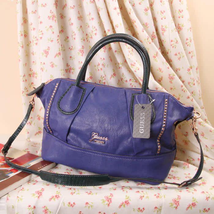 Сумка Угадать новый стиль сумка осень/зима Девочки Сумка через плечо Однотонный цвет Пвх