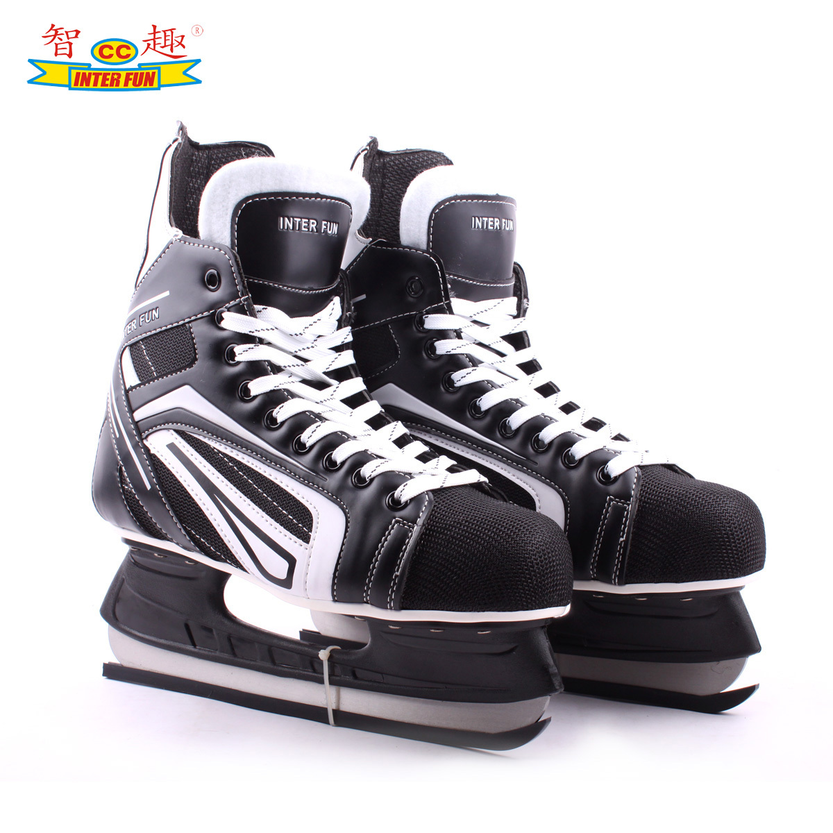 Mentally interesting canvas skates skate shoes, skate shoes, hockey shoes fixed code a genuine professional 507