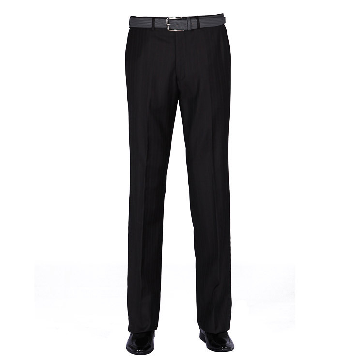 Boy's Black Dress Pants
