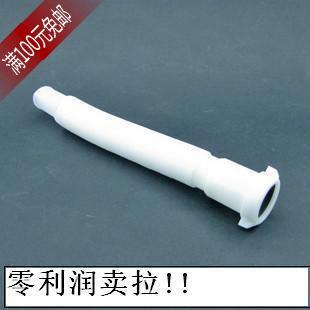 32软管伸缩表格/管径下水下水管/排水管(塑料/cad图纸打印脸盆出来不图片