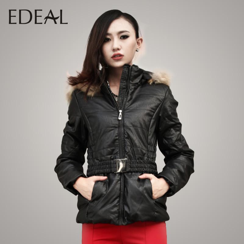 Кожаная куртка Edeal 11a10011