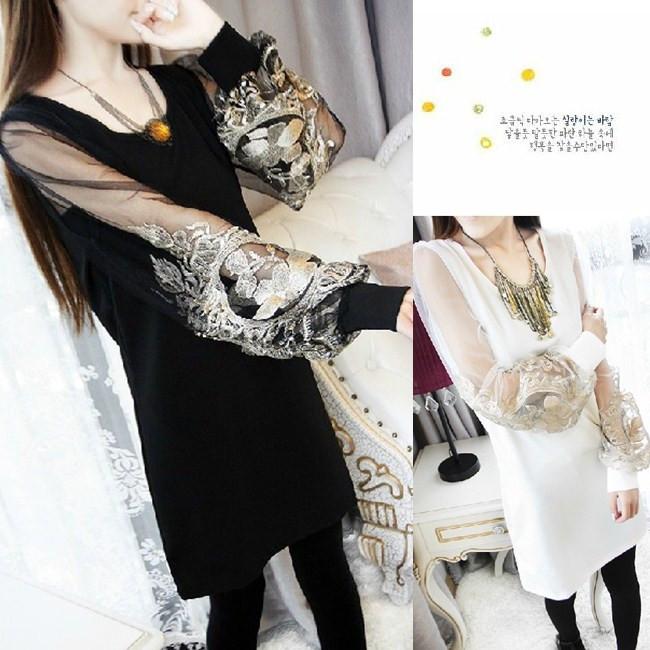 Женское платье Lush clothing boutique