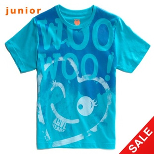 Snap up limited edition summer 03082007 Woo Woo Giordano t-shirts boys printed t-shirts