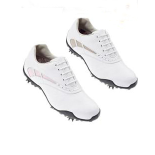 Footjoy Golf Lady shoes leather counter 97,152 genuine