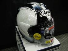 Japanese version Arai SZ - RAM 4 HARADA TOUR HARADA tetsuya 3/4 half helmet The straight hair