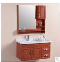镁镁 橡木卫浴浴室柜卫浴柜卫浴洁具洗脸盆洗手盆组合特价促销