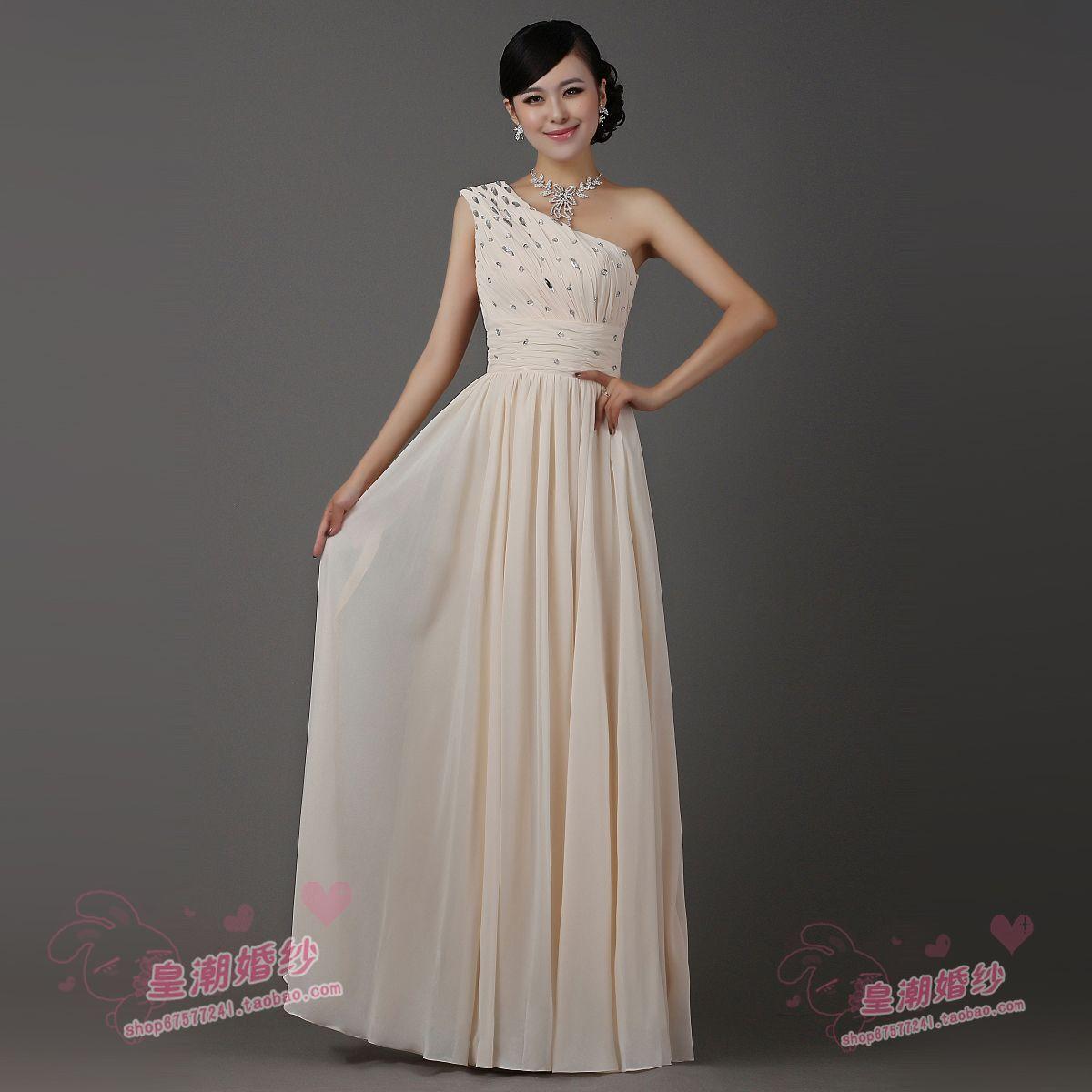 Вечернее платье 2013 Длинная юбка (106-125см)