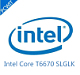 Intel Core 2 Duo T6670 Processor SLGLK 笔记本CPU/