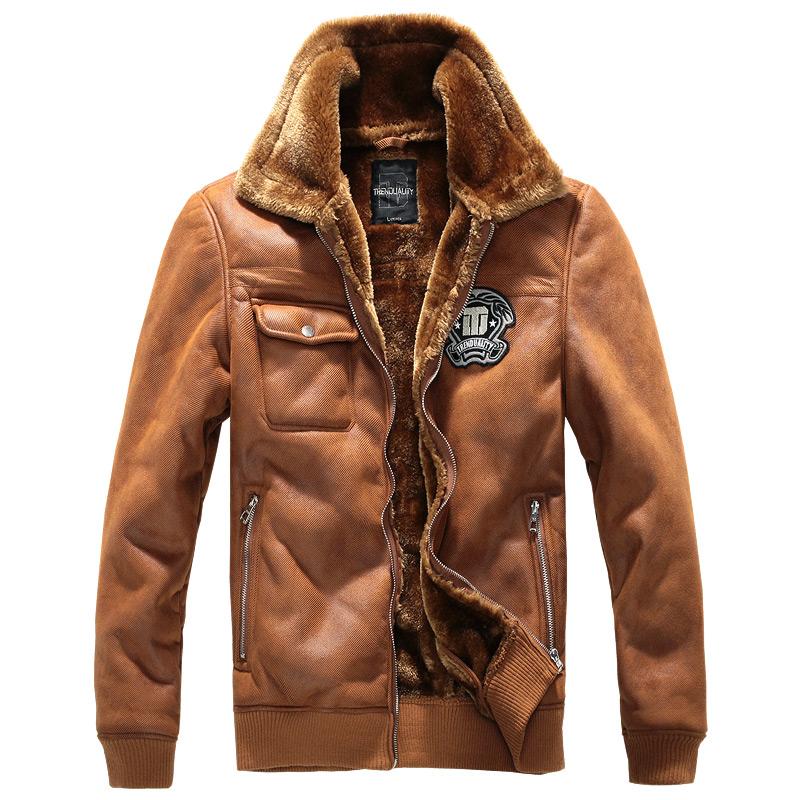 Куртка Trenduality 82289 Полиэстер Отложной воротник Модная одежда для отдыха