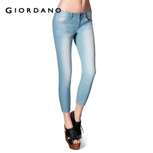 Giordano shorts in summer 2012 new women's fashion brief-jeans pencil pants 01422009