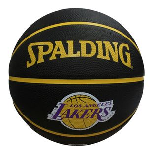 Colin Spedding basketball  Lakers logo SP#7 adhesive 73-222
