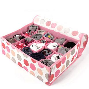 Коробка Нижнее белье носки крытого хранения коробки хранения коробки хранения коробки хранения поле baina коробке 20 точек