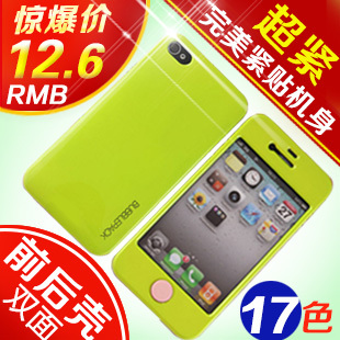 Apple чехол Apple Bubblepack Iphone4/4s 4s Apple Из пластика