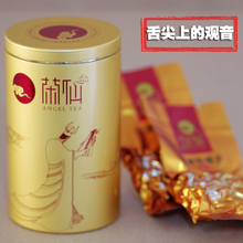 Autumn tea tieguanyin tea Super clean scent Kuan Yin tea quality goods on the tip of the tongue Through the mountain tea plantations