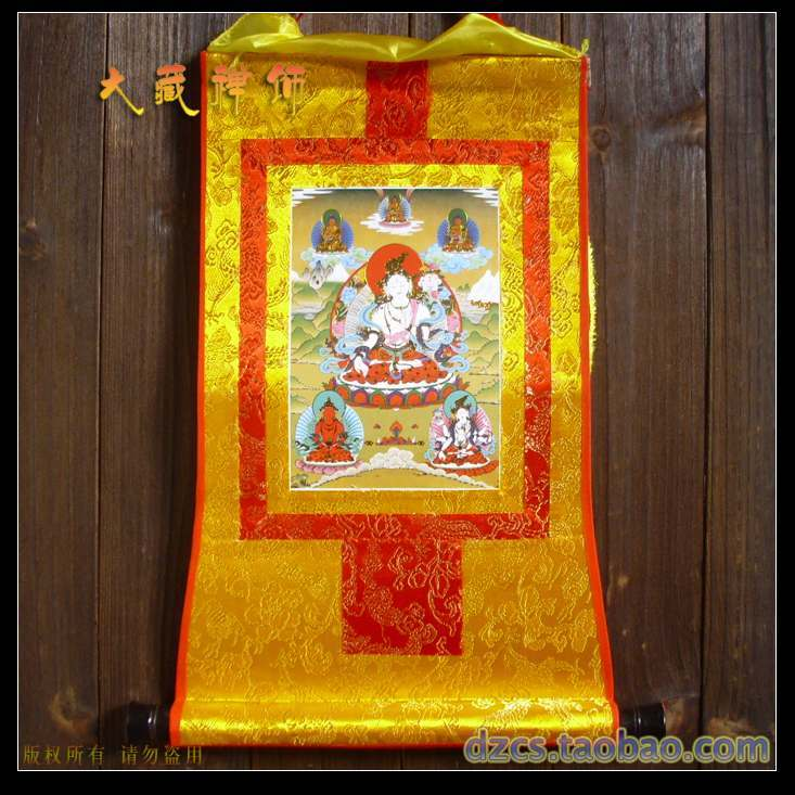 Религиозная тханка   40cm