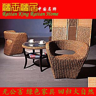 софа Фабрика прямой полноценного зеленый модным элитного отдыха из ротанга мебель набор 3 новых специальных предложений продуктов