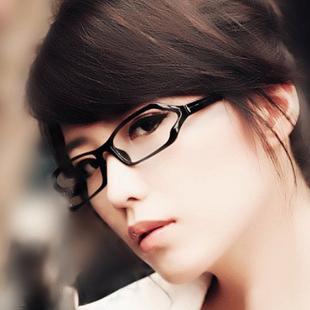 时尚男女大黑框眼镜架 复古眼镜架 非主流平光眼镜 近视镜框 镜架