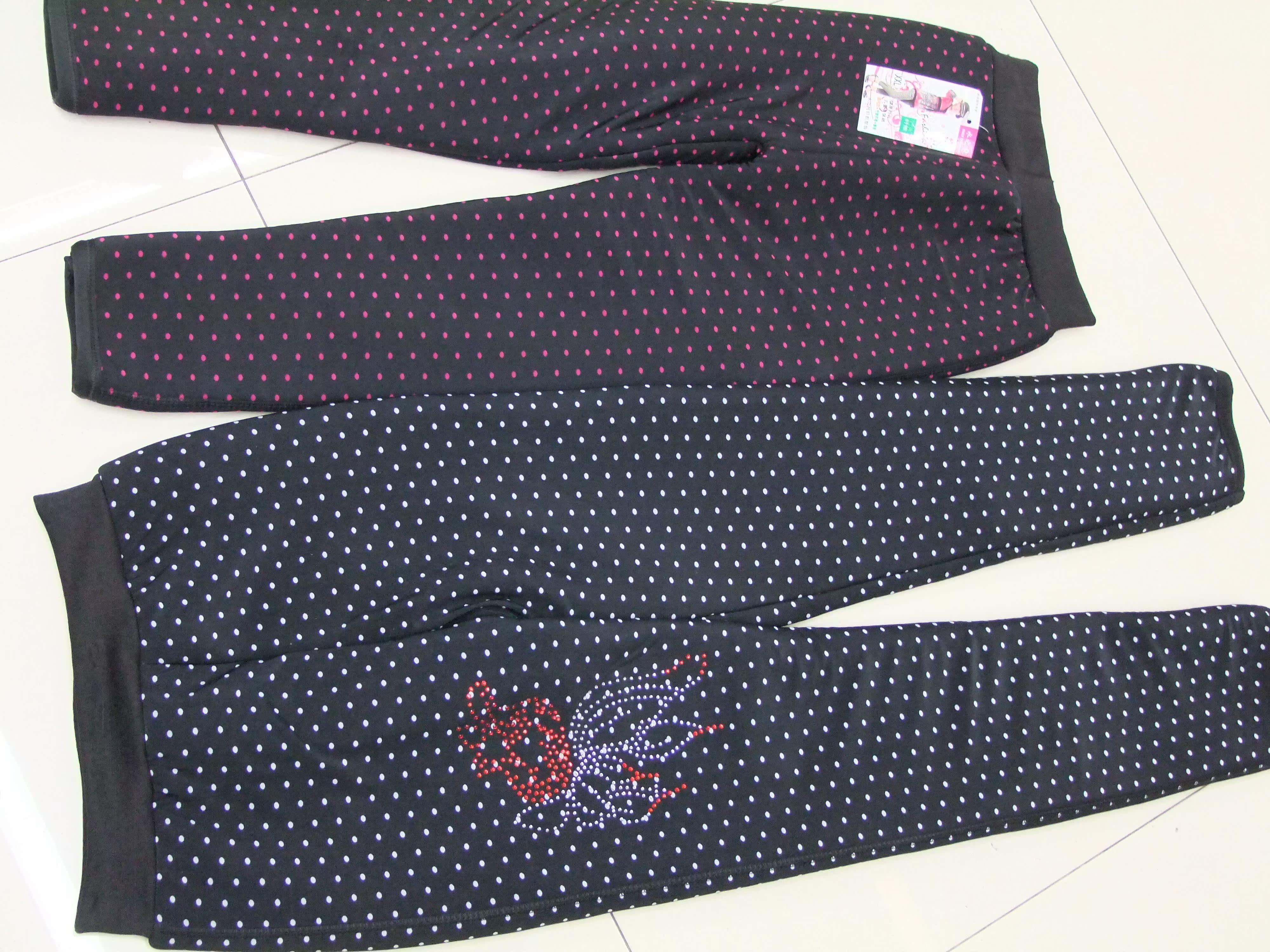 Женские утепленные штаны Дети не подпадают в теплые штаны, 126 пакетов
