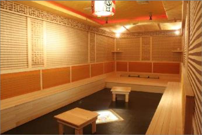 Передвижная баня Корейский турмалин турмалин дымящегося номера построены паром для спаривания материала для продажи бесплатно руководство 600 юаней/плоская
