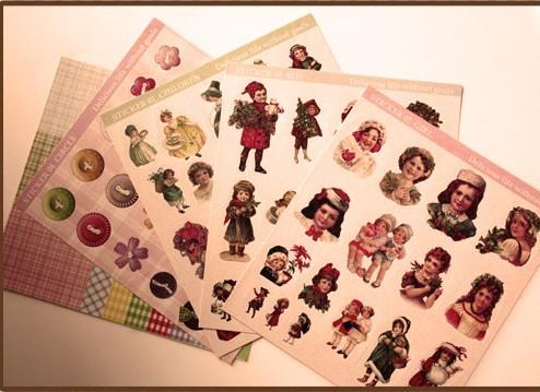 Наклейка Корея аутентичные Декоративная наклейка дневник канцелярских Дневники товарища ноутбук стикер жемчужина подарочный набор 5 штук