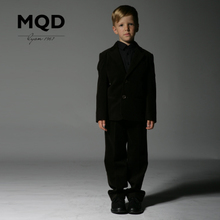 The MQD authentic 2012 winter new European and American style solid color Banquet suit dress