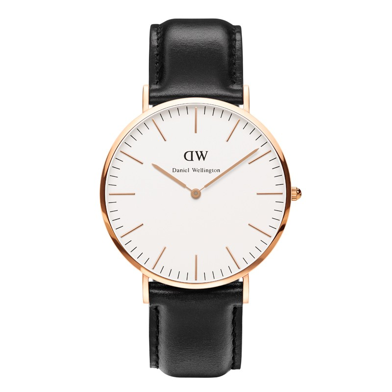 现货Daniel Wellington DW手表 SHEFFIELD正品复古 男士手表 男表