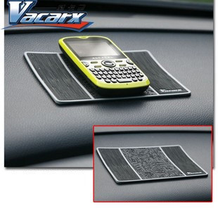 Weikasichun silica gel super car dashboard mats mat car mat VA-019 black