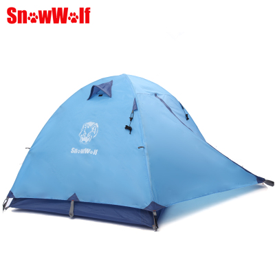 Xuelang double bunk ultralight waterproof outdoor tent camping equipment lovers genuine special