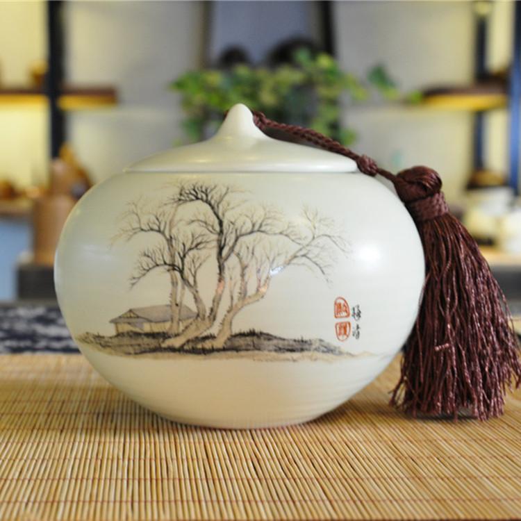 Банка для хранения чая Coagulation Xiang GE NXG/a009