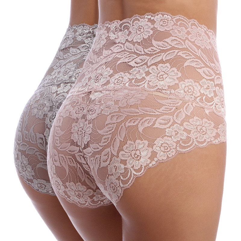 Full lace underwear waist underwear sexy underwear comfortable and breathable
