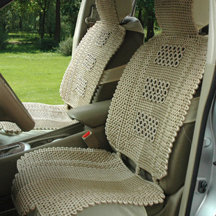 Imperial treasure new wire hand-knitted car seat luxury ice car upholstery car cooling pad cushion