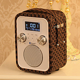 Long Tyrant version subwoofer technology Bluetooth radio elderly card u disk mp3 outdoor portable small sound box mini