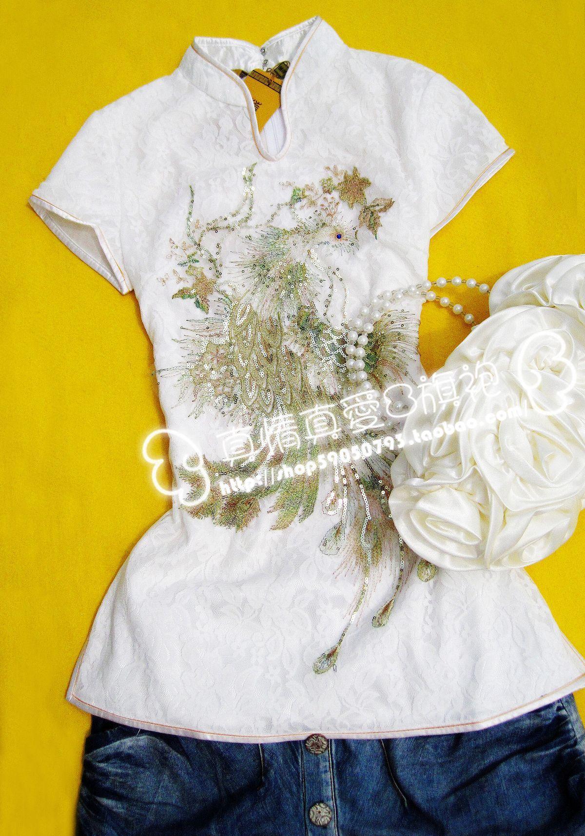 Платье Ципао  052 2011