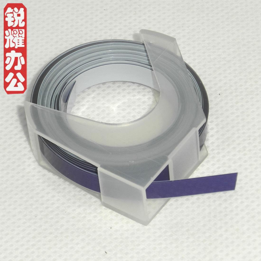 Расходники для принтеров этикеток DYMO  MOTEX SN600-6 6mm*3m 1610