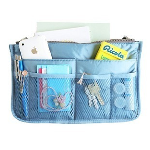 Korean thickened with portable multi-purpose storage bag cosmetic bag bag bag 100g