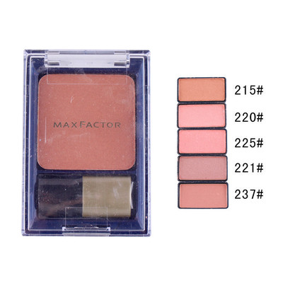 Max Factor blush rouge 5.5g glossy cream blush brush trimming powder makeup counter genuine bag