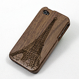 Genuine Apple iPhone4S cellphone shell tide wooden the new cellphone set of cases 4S shell