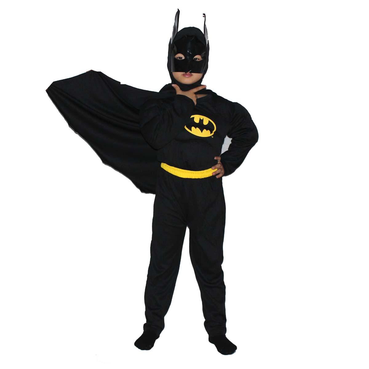 Костюм бэтмена для мальчика своими руками фото