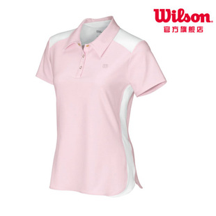 [Buy-one-get-one] Wilson/nCode tennis ladies short sleeve  shirts clothing WRA3302