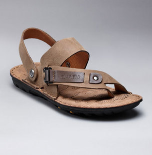 Dream Basha men shoes at Barclays Fibonacci dual massage man's pinch Sandals 093012202
